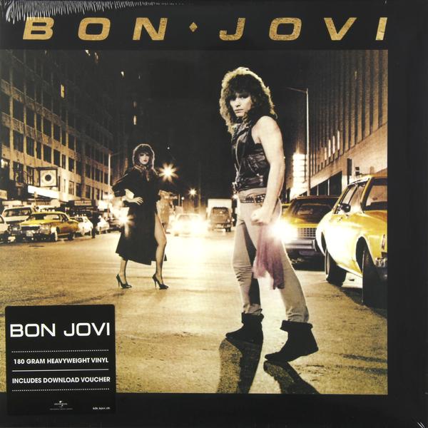 Bon Jovi Bon Jovi - Bon Jovi (180 Gr) bon jovi bon jovi keep the faith 2 lp 180 gr