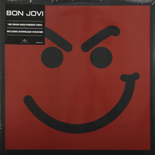 BON JOVI BON JOVI - HAVE A NICE DAY (2 LP, 180 GR) bon jovi what about now 2 lp