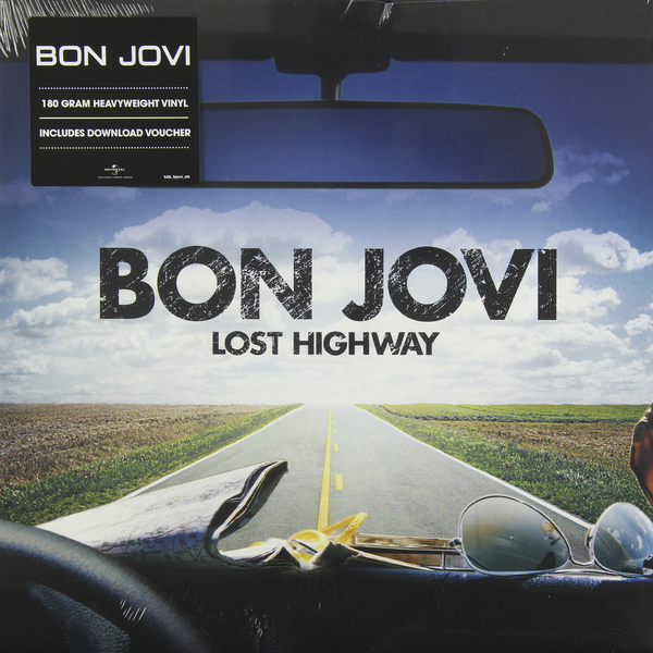 BON JOVI BON JOVI - LOST HIGHWAY (180 GR) jon bon jovi destination anywhere