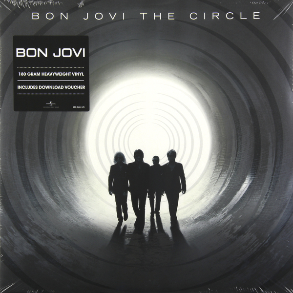 BON JOVI BON JOVI - THE CIRCLE (2 LP, 180 GR) jon bon jovi destination anywhere