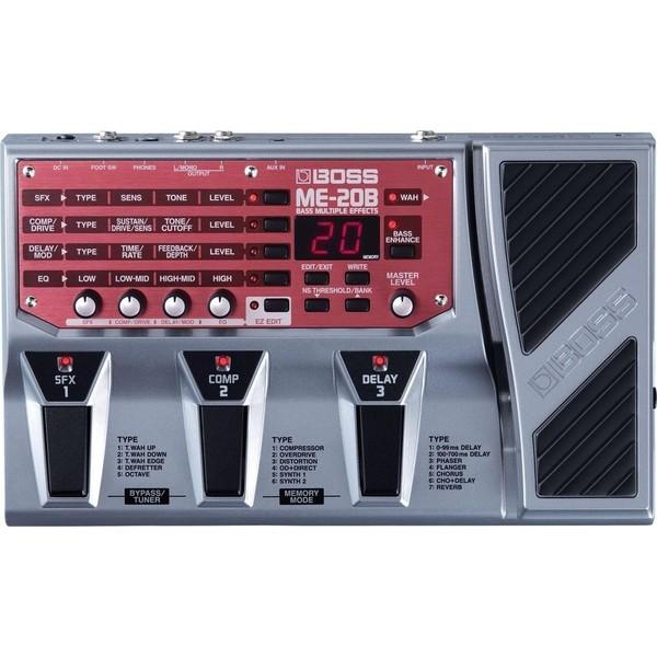 Гитарный процессор BOSS ME-20B