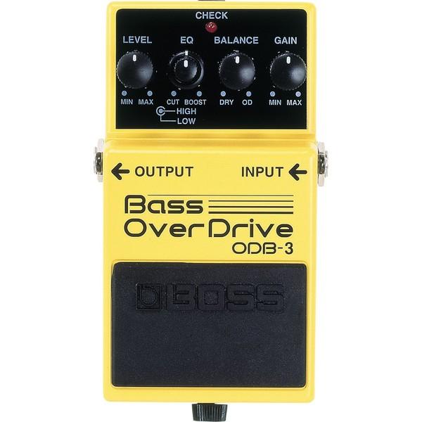Педаль эффектов BOSS ODB-3