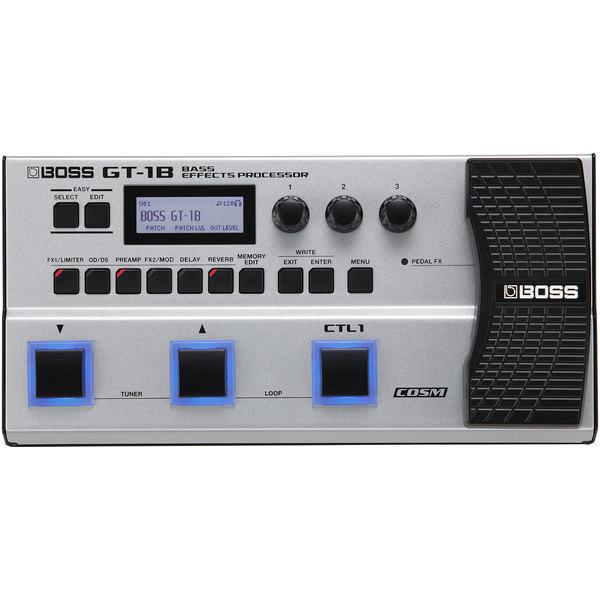 Гитарный процессор BOSS