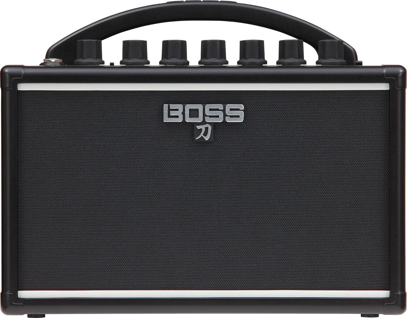 Гитарный комбоусилитель BOSS Katana-Mini гитарный комбоусилитель roland blues cube stage