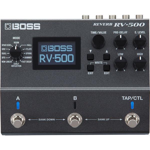 Гитарный процессор BOSS RV-500