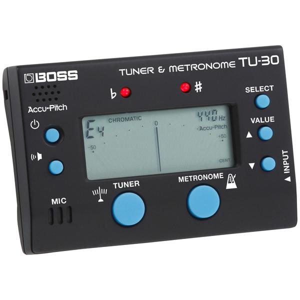 Гитарный тюнер BOSS TU-30
