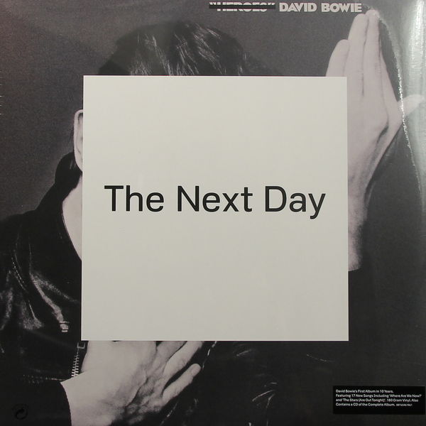David Bowie David Bowie - Next Day david bowie david bowie next day