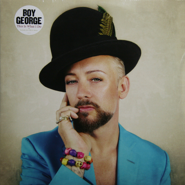 Boy George Boy George - This Is What I Do what is literature