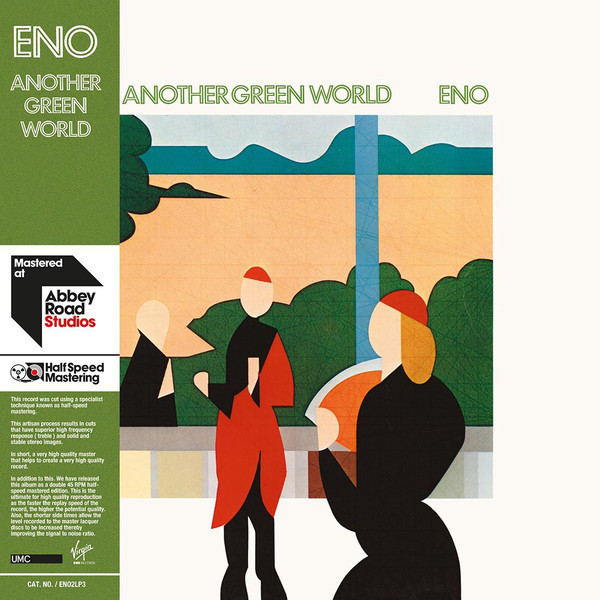 BRIAN ENO BRIAN ENO - ANOTHER GREEN WORLD (2 LP) bltee brian lichtenberg толстовка