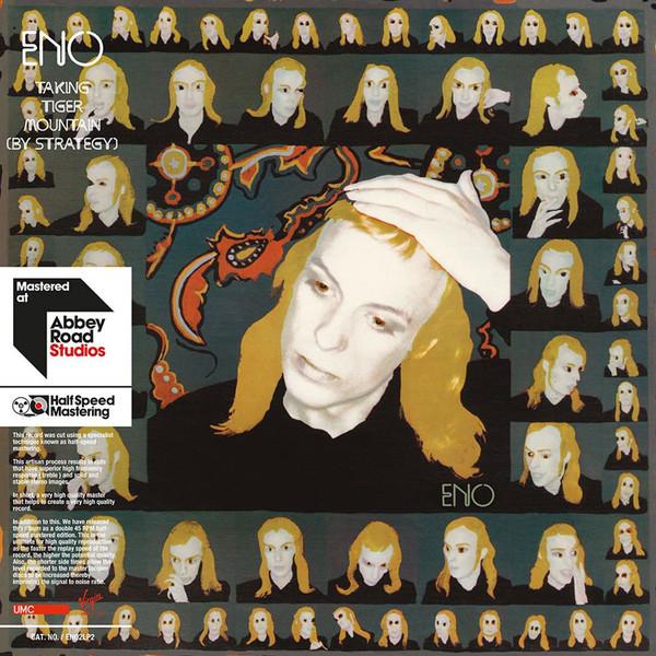 Brian Eno Brian Eno - Taking Tiger Mountain (2 LP) brian bergeron designs москва