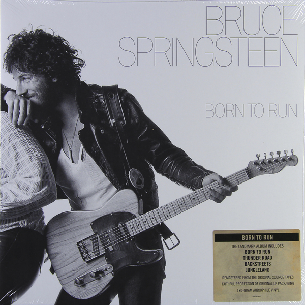 Bruce Springsteen Bruce Springsteen - Born To Run (180 Gr)