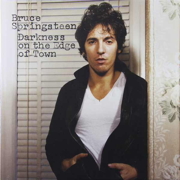 BRUCE SPRINGSTEEN BRUCE SPRINGSTEEN - DARKNESS ON THE EDGE OF TOWN (180 GR)  feehan christine edge of darkness