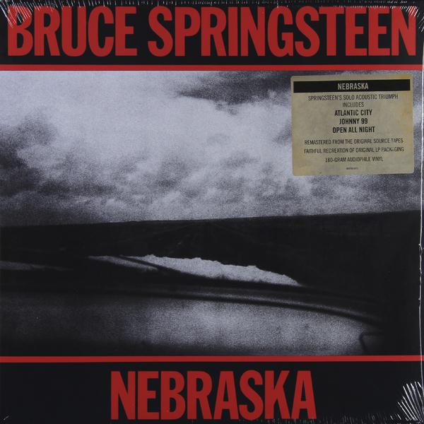 Bruce Springsteen Bruce Springsteen - Nebraska (180 Gr) guano apes guano apes proud like a god 180 gr colour