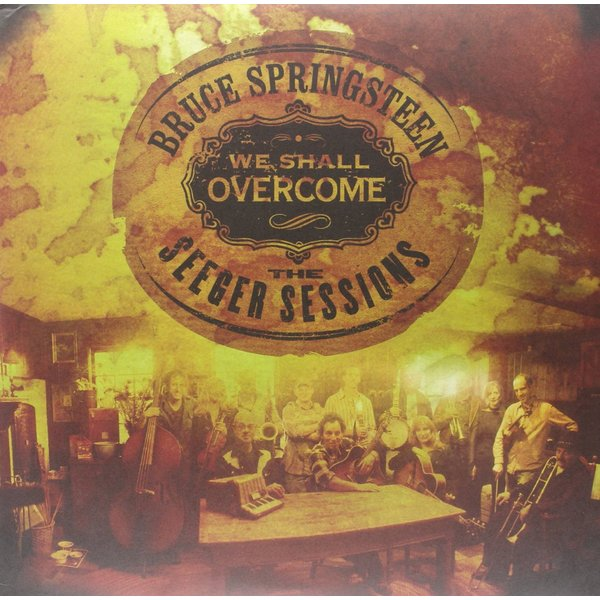 BRUCE SPRINGSTEEN BRUCE SPRINGSTEEN - WE SHALL OVERCOME: THE SEEGER SESSIONS (2 LP, 180 GR)
