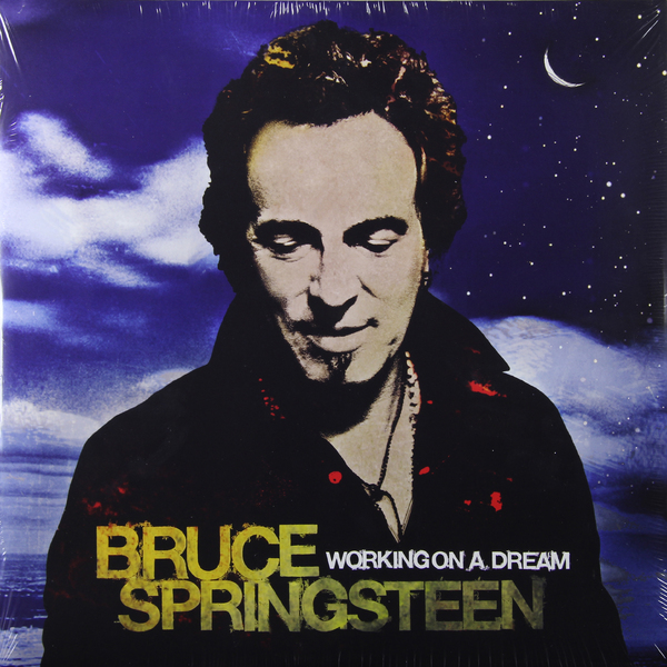 BRUCE SPRINGSTEEN BRUCE SPRINGSTEEN - WORKING ON A DREAM (2 LP)