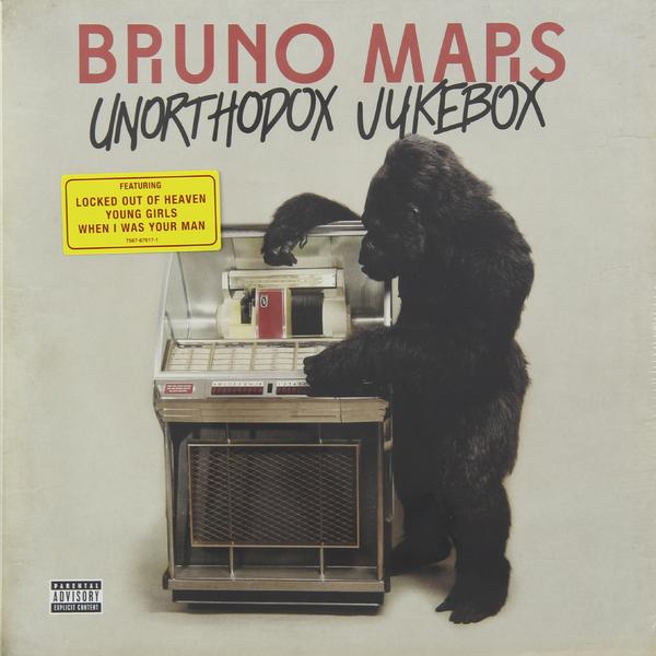 BRUNO MARS BRUNO MARS - UNORTHODOX JUKEBOX bruno mars chile