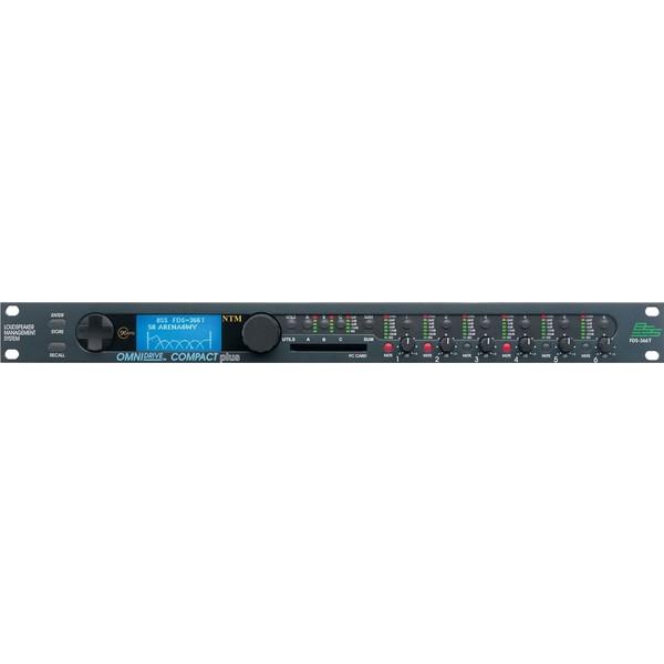цены  Контроллер/Аудиопроцессор BSS FDS366T Omnidrive Compact Plus 3