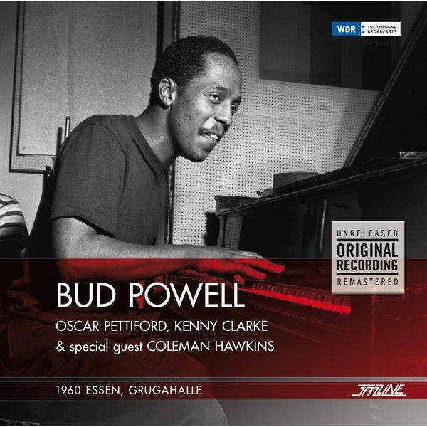 Bud Powell Bud Powell - 1960 Essen, Grugahalle (180 Gr) bud powell the amazing lp