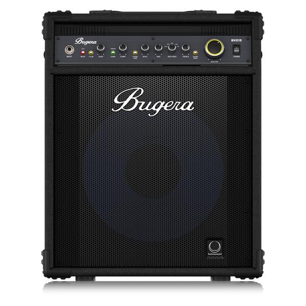 Басовый комбоусилитель Bugera BXD15A басовый комбоусилитель roland cube 60xl bass