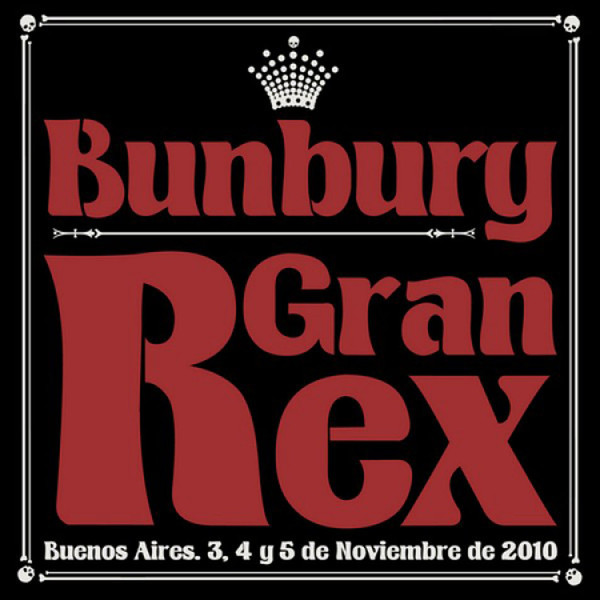 Bunbury Bunbury - Gran Rex (3 Lp + 2 Cd + Dvd) partners lp cd
