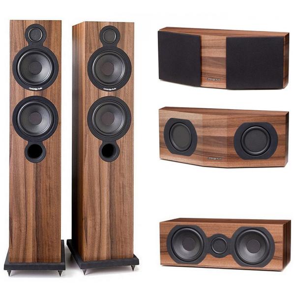 Комплект акустики 5.0 Cambridge Audio