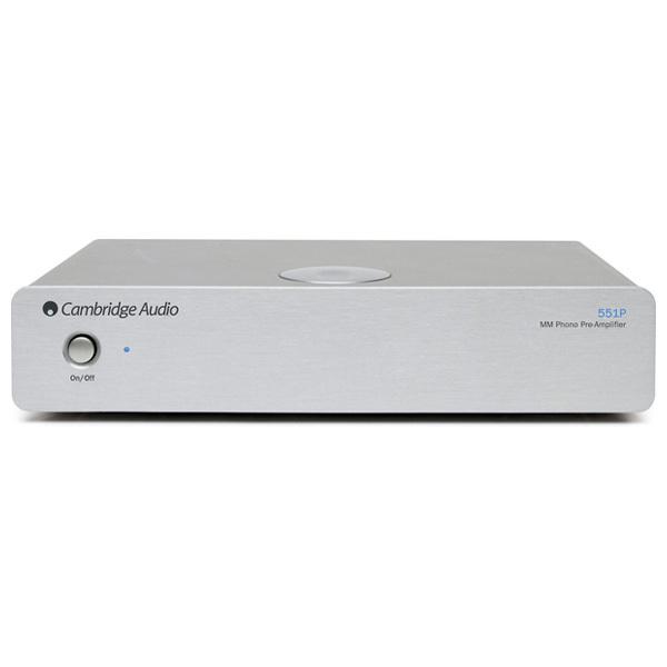Фонокорректор Cambridge AudioФонокорректор<br>Фонокорректор MM, сопротивление нагрузки 47 кОм, соотношение сигнал/шум 85 дБ, гармонические искажения 0,009%.<br>
