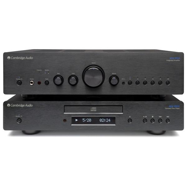 CD проигрыватель Cambridge Audio от Audiomania