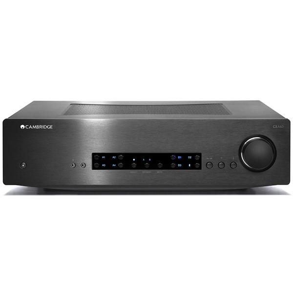 Стереоусилитель Cambridge Audio CXA 60 Black