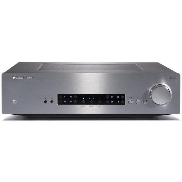 Стереоусилитель Cambridge Audio CXA 60 + CXC Silver