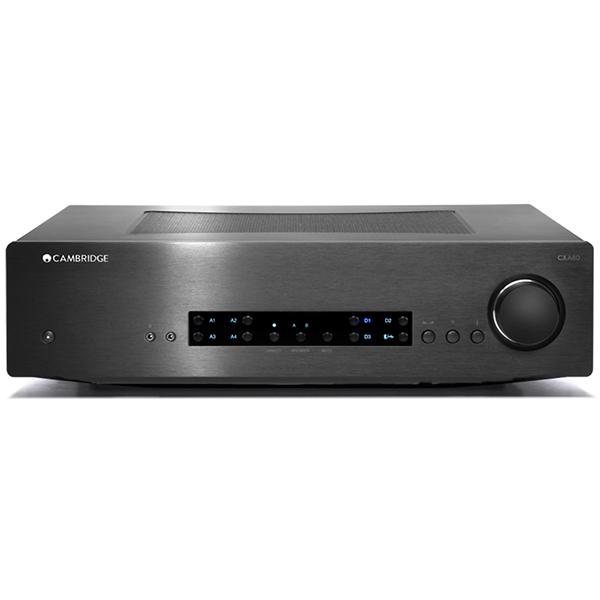 Стереоусилитель Cambridge Audio CXA 80 Black