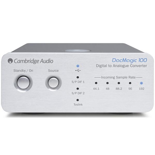 Внешний ЦАП Cambridge Audio