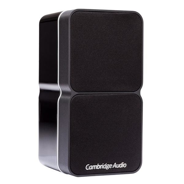Полочная акустика Cambridge Audio Min 22 Black cambridge audio cxr 120 black