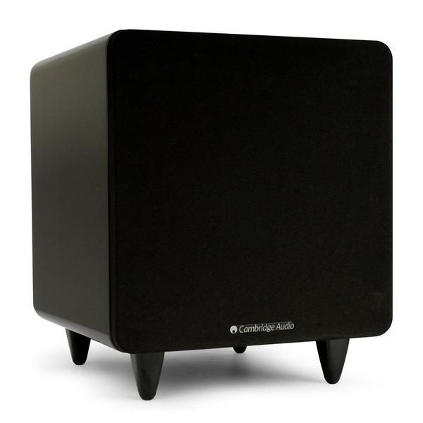 все цены на Активный сабвуфер Cambridge Audio Minx X301 Black онлайн