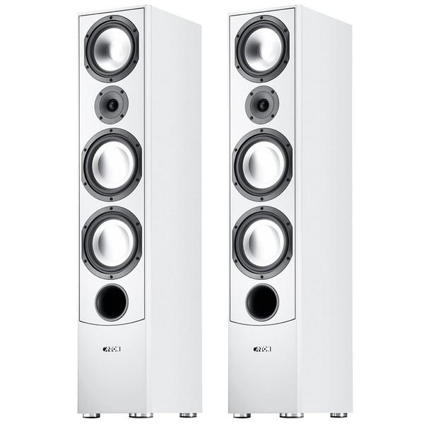 Напольная акустика Canton GLE 490.2 White напольная акустика canton chrono 519 dc black