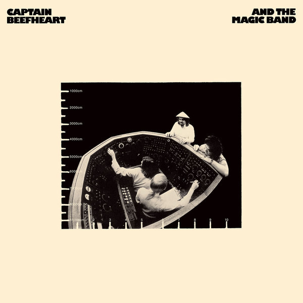 CAPTAIN BEEFHEART CAPTAIN BEEFHEART - CLEAR SPOT captain