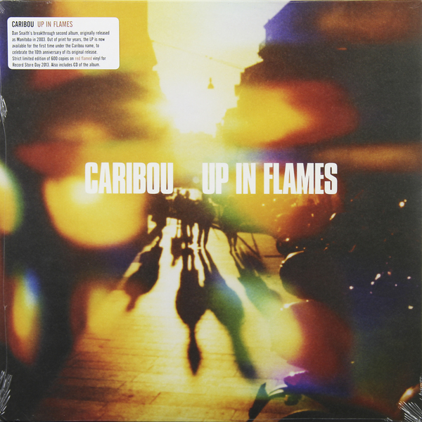 Caribou Caribou - Up In Flames (lp+cd) change up intermediate teachers pack 1 audio cd 1 cd rom test maker