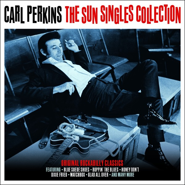 CARL PERKINS CARL PERKINS - THE SUN SINGLES COLLECTION (180 GR)