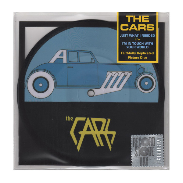 CARS CARS - JUST WHAT I NEEDED (7 )