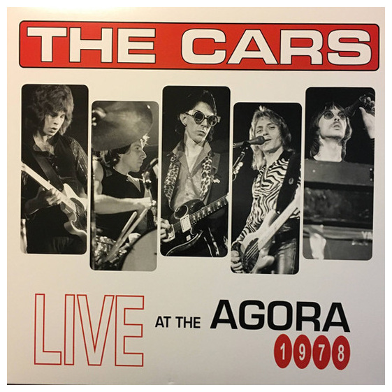 CARS CARS -  Live At The Agora 1978 (2 LP)