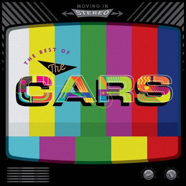 CARS CARS - Moving In Stereo: The Best Of The Cars (2 LP) cars cars moving in stereo the best of the cars 2 lp
