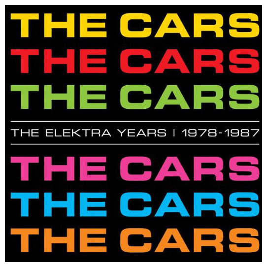 CARS CARS - The Elektra Years 1978 -1987 (6 LP) cars cars moving in stereo the best of the cars 2 lp