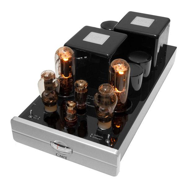 Ламповый моноусилитель мощности Cary Audio Design CAD 211 Founders Edition Silver touchstone teacher s edition 4 with audio cd