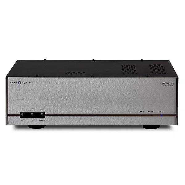 Ламповый фонокорректор Cary Audio Design PH 302 MkII Silver