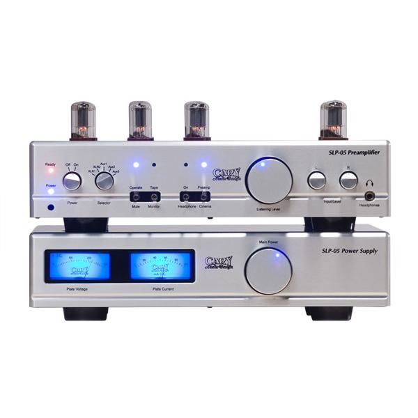Ламповый предусилитель Cary Audio Design SLP 05 Silver изображение