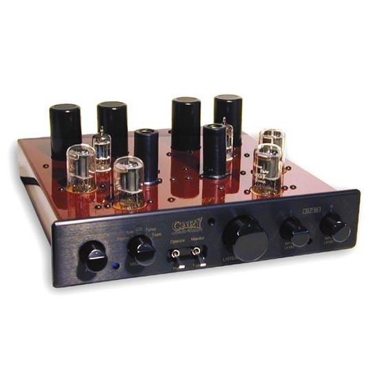 Ламповый предусилитель Cary Audio Design SLP 98P Black cary audio design sa 500 1 black