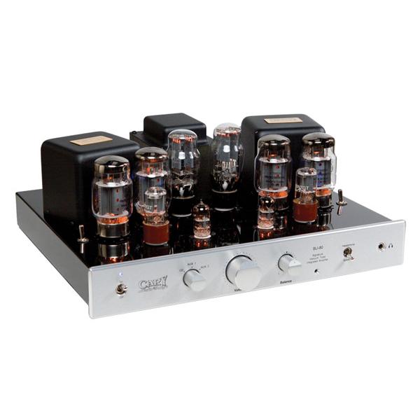 Ламповый стереоусилитель Cary Audio Design SLI 80 Silver