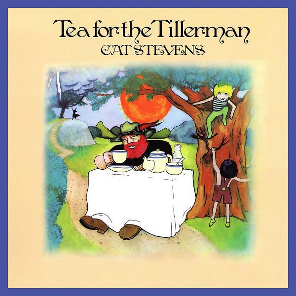 CAT STEVENS CAT STEVENS - TEA FOR THE TILLERMAN yusuf cat stevens brisbane
