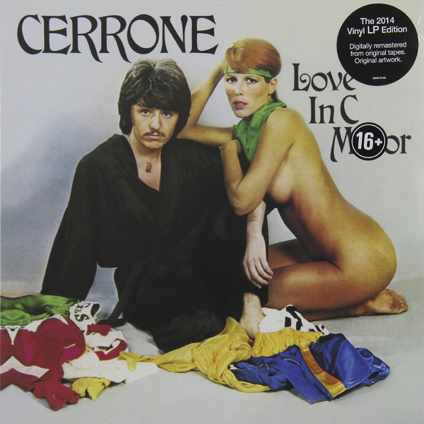 CERRONE CERRONE - LOVE IN C MINOR