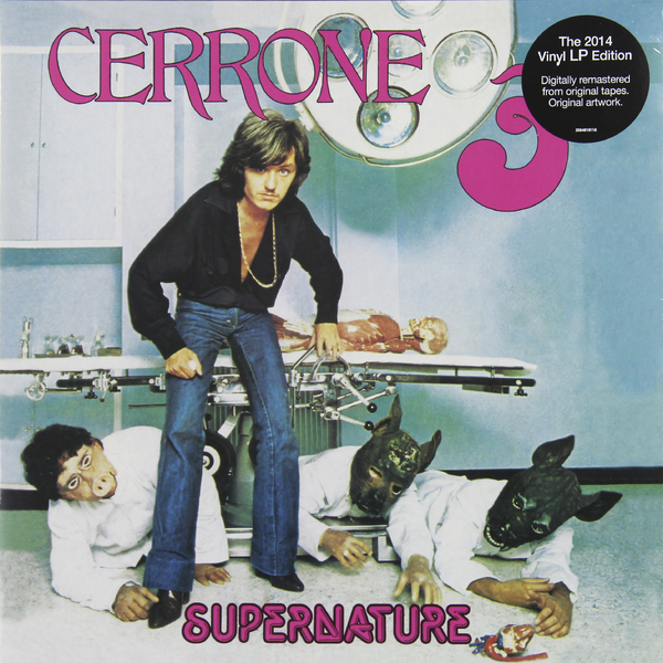 CERRONE CERRONE - SUPER NATURE