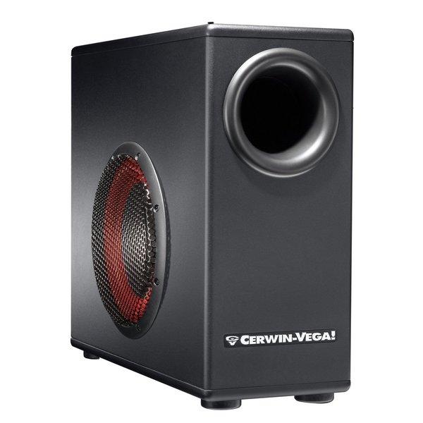 цены  Активный сабвуфер Cerwin-Vega xD8S Black